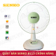 Quạt điện để bàn SENKO B113/B1213-3