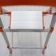 Thang nhôm ghế 3 bậc xếp gọn Advindeq ADS703-8