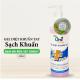 Thùng Gel Rửa Tay khô sạch khuẩn nhanh On1 Protect hương BamBoo Charcoal chai nhấn 250ml C0102 -3