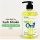Thùng Nước Rửa Tay sạch khuẩn On1 Hương Bamboo Charcoal 500ml-1