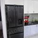 Tủ lạnh Side by Side KAFF KF-BCD523W (2 cánh mở trên, 2 ngăn rút dưới)-3
