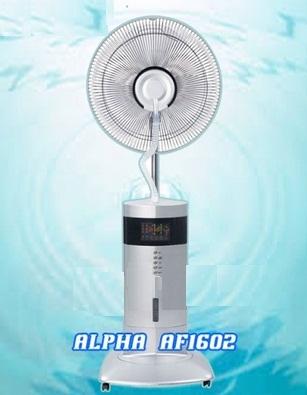 Quạt phun sương Alpha AF-1602